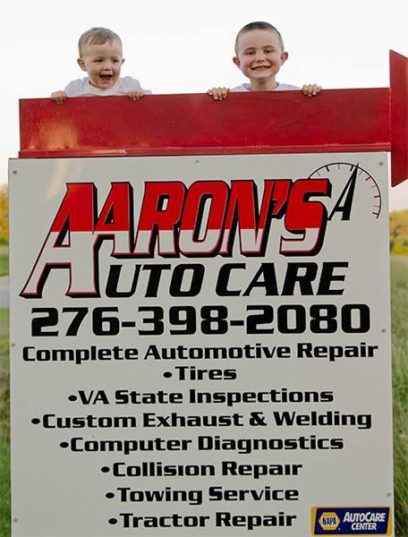 Aaron's Auto Care